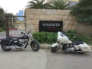 Harley-Davidson And Taj Offer H.O.G. Members A Premium Experience