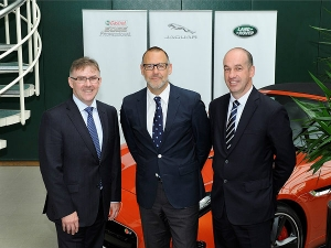 JLR Extend Contract With Castrol Lubricant