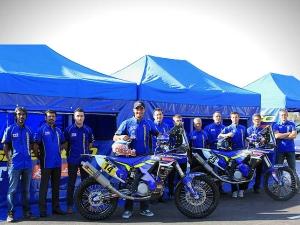 TVS Racing To Debut At Dakar 2015
