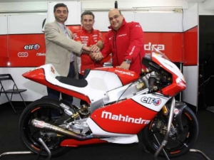 Mahindra Racing Join Hands With MAPFRE Aspar In Moto3 For 2015 C'ship