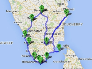 Road Trip: Of Temple Trails And Nano Tales