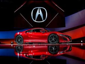 2015 Detroit Auto Show: Acura NSX Supercar Revealed