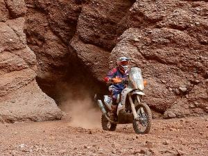 CS Santosh Dakar Rally 2015: Stage 9, 10 & 11 Update
