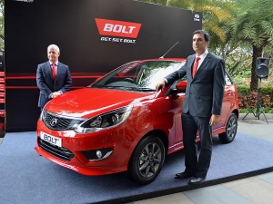 Tata Bolt Launched In Bangalore: Price, Specs, Features & More