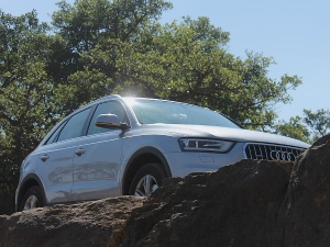 Audi Q3 Dynamic Driven For A Weekend Getaway