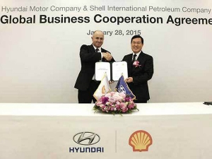 Shell Partners With Hyundai As Global Lubricant Supplier