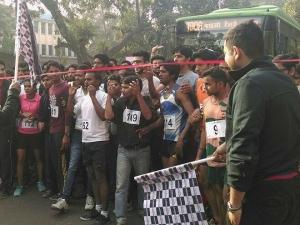 Yamaha Organizes 'DUthon' As Contribution To 'Swachh Bharat Abhiyaan'