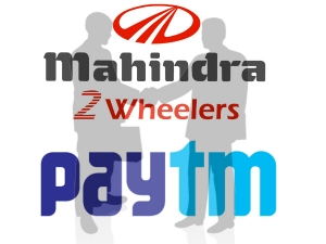 Mahindra Partners With Paytime To eRetail Two-Wheelers