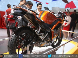 Hero MotoCorp HX250R Global Launch By Mid-2015