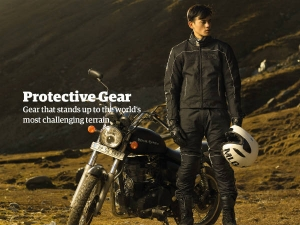Royal Enfield Goes Online With Their Merchandise Store