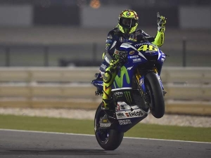 Rossi To Celebrate Yamaha's 60th Anniversary At Goodwood Festival