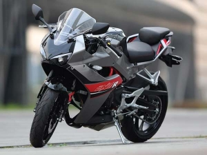 DSK Hyosung Imports GD250N & GD250R For Testing