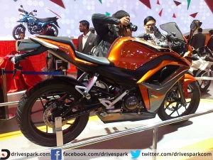 Hero MotoCorp HX250R To Feature Two Riding Modes