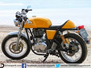 Royal Enfield Acquire Harris Performance For Future Motorcycles