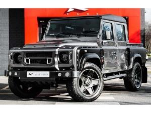 Kahn Design's Land Rover Defender Double Cab Pick Up
