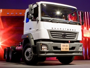 Bharat Benz Commercial Vehicles Range Ready With Bharat Stage IV