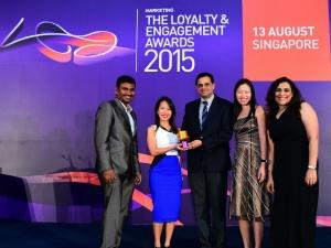 Shell Mechanic Samriddhi Gets Gold At Marketing Loyalty & Engagement