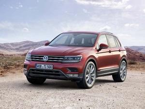 Volkswagen Debuts New Tiguan In Four Different Versions At Frankfurt
