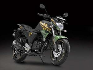 Yamaha FZ-S, Fazer Introduced With New Colour Options