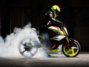 BMW & TVS Motors Reveal Their Stunt G 310 Concept Motorcycle