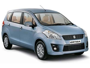 Maruti Suzuki Ertiga Facelift To Be Launched On 15th October