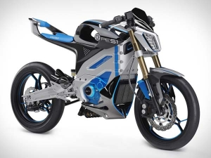 Yamaha Electric Two-Wheeler Concept Set For Tokyo Unveil