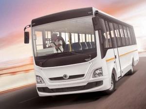 Daimler India Starts BharatBenz Bus Production