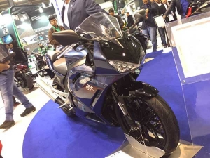 Hyosung GT300R Unveiled AT EICMA