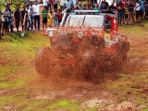 Force Gurkha 2016 Rainforest Challenge In Bangalore & Chandigarh
