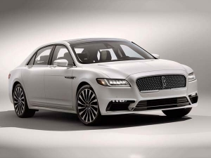 2016 Detroit Auto Show: 400hp Lincoln Continental Revealed