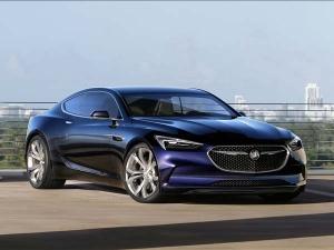 2016 Detroit Auto Show: Buick Reveals Avista Concept