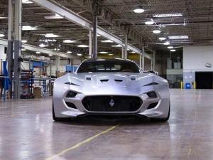 2016 Detroit Auto Show: Henrik Fisker Unveils V10 Powered Force 1