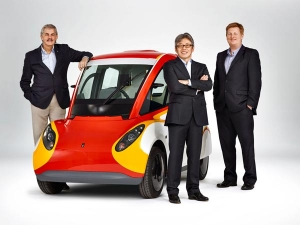 Shell & Gordon Murray Develop An Ultra Energy Efficient Concept Car