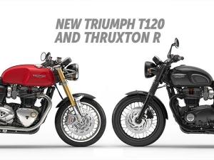 Should You Buy A Triumph Thruxton R Or Bonneville T120
