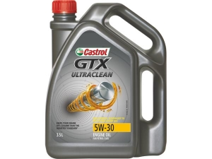 Castrol GTX Ultraclean Lubricant Launched In India