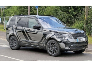 Next Land Rover Discovery Could Become More Premium