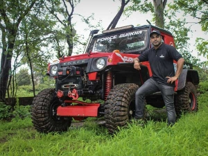 Kabir Waraich Teams Up With Team Force Gurkha For RFC India 2016