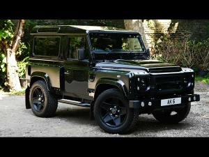 Chelsea Truck Company Showcases The London Motor Show Edition Defender 90