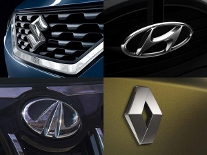 Top 10 Selling Passenger Vehicle Brands In India During July 2016