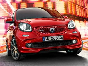 Brabus Treatment For Smart ForTwo, ForFour And Cabrio — Power To The Microcars