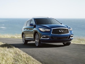 2017 Infiniti QX60 SUV Packs More Power And A Whole Host Of Updates