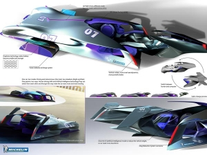 Is This How Le Mans 2030 Will Look Like?