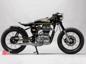 Royal Enfield Custom Build Off — That's A Good Onya!