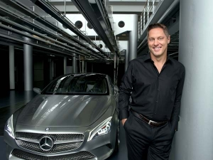 Daimler AG appoints Gorden Wagener As Its Chief Design Officer