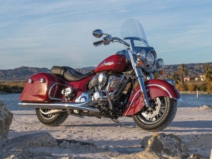 2016 Indian Springfield India Launch Price Rs. 31.07 Lakh