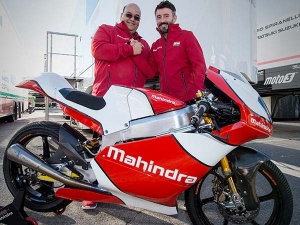 Max Biaggi Appointed As Team Manager & Ambassador At Mahindra Racing