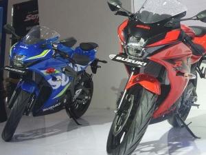 Suzuki Unveils GSX-R 150 And GSX-S 150