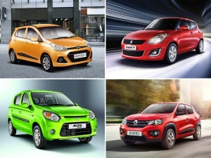 Top 10 Selling Cars In October For India