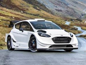 M-Sport Unveils Its 2017 Ford Fiesta WRC Challenger