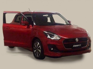 Next-Generation Suzuki Swift To Be Revealed In Japan